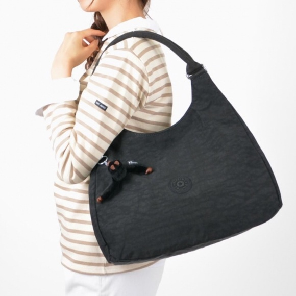 56c6f4ca8 Kipling Bags   Ational Black Purse   Poshmark